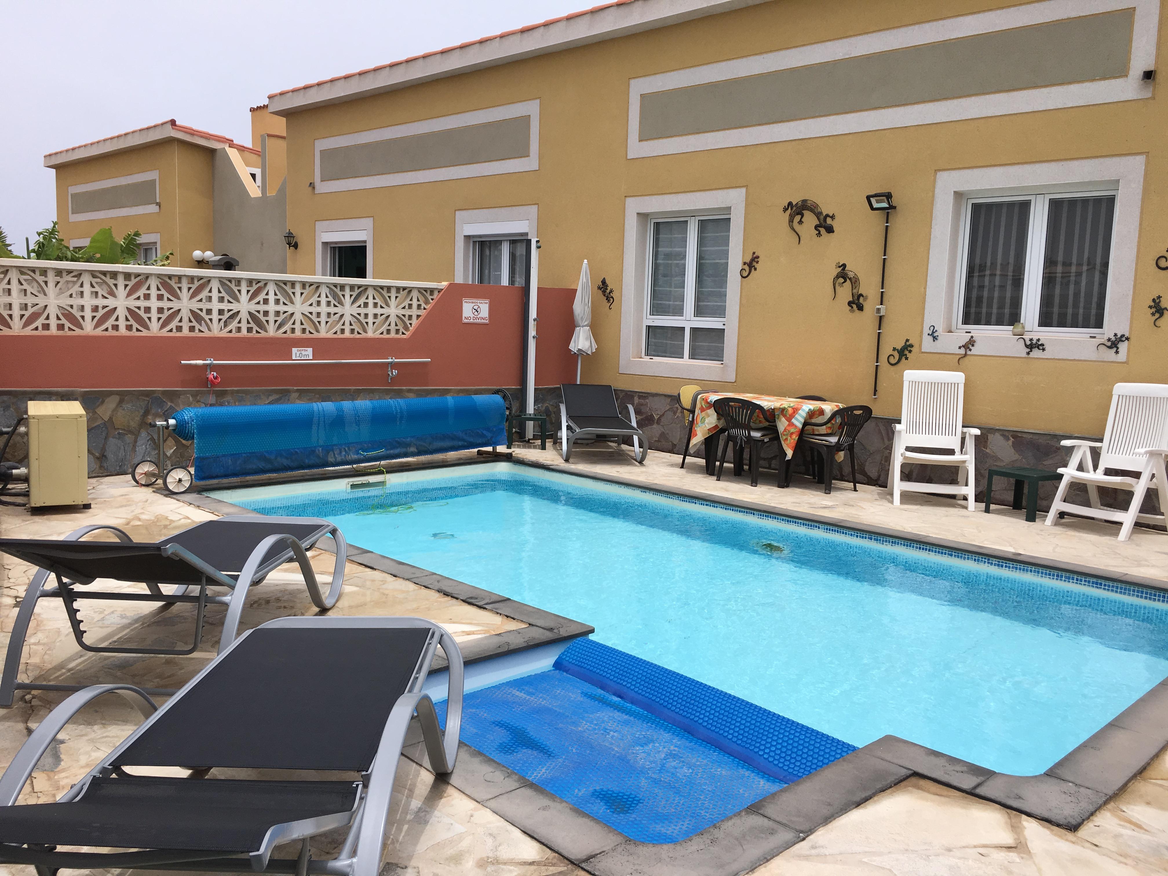 2 bedroom villa in caleta de fuste fuerteventura for Villas fuerteventura